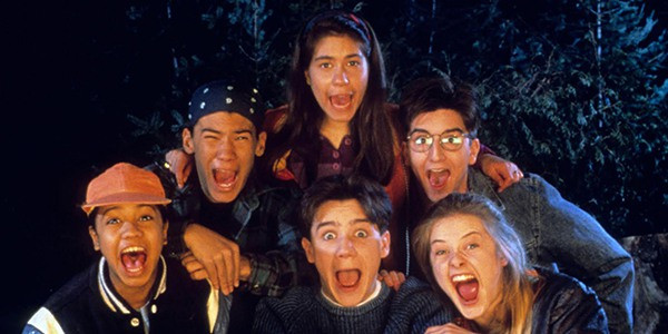 Are You Afraid of the Dark Limited Series Nickelodeon