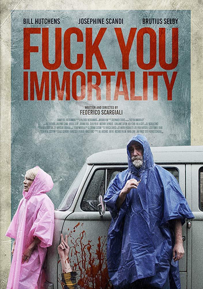 Fuck You Immortality Poster Creepmaker Studios