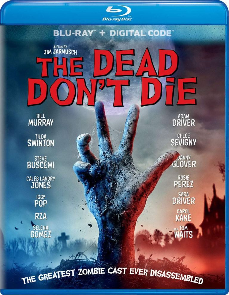 The Dead Don't Die Blu-ray September