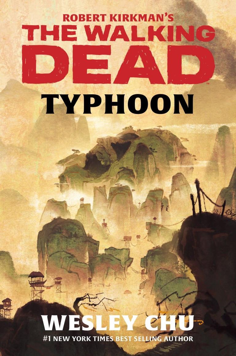 Walking Dead: Typhoon Book