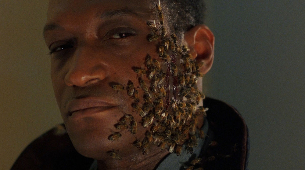 Tony Todd Offers Blessing Candyman