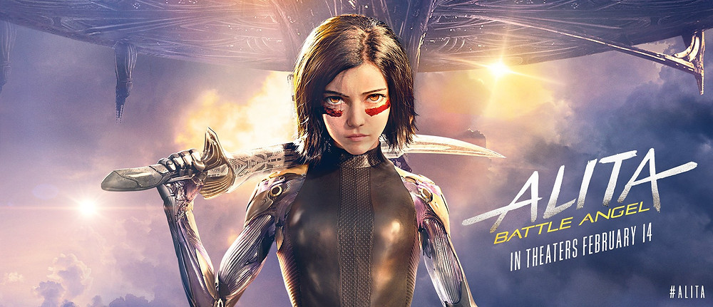Alita: Battle Angel Review Robert Rodriguez James Cameron