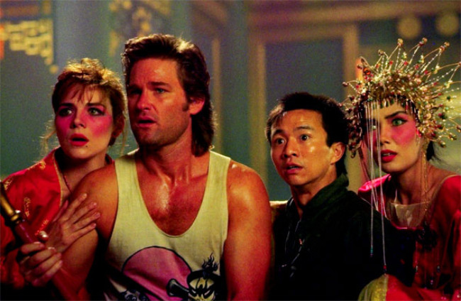 Big Trouble in Little China Scream Factory Special Features