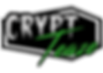 CryptTeaze Horror Logo