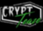 CryptTeaze Horror Logo
