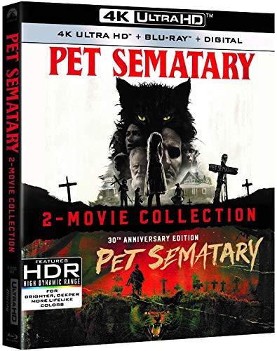 Pet Sematary 2-Movie Combo Pack