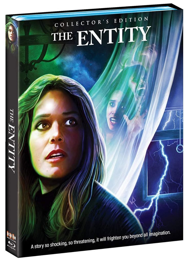The Entity Scream Factory Details