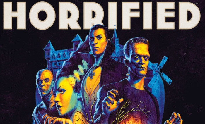 Horrified Universal Monsters Board Game Now Available