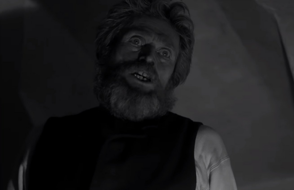The Lighthouse Second Trailer Robert Eggers