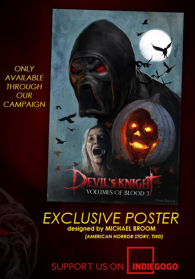 Demon Knight: Volumes of Blood 3 Poster