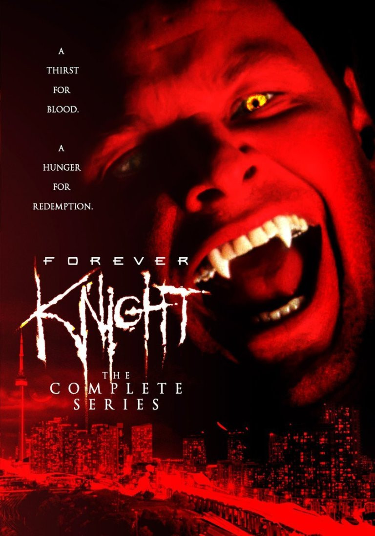 Forever Knight Complete Series Mill Creek