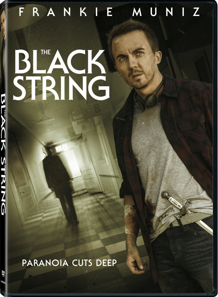 The Black String Frankie Muniz DVD