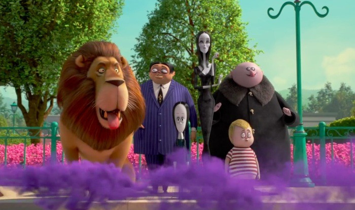 The Addams Family Animated Full Trailer