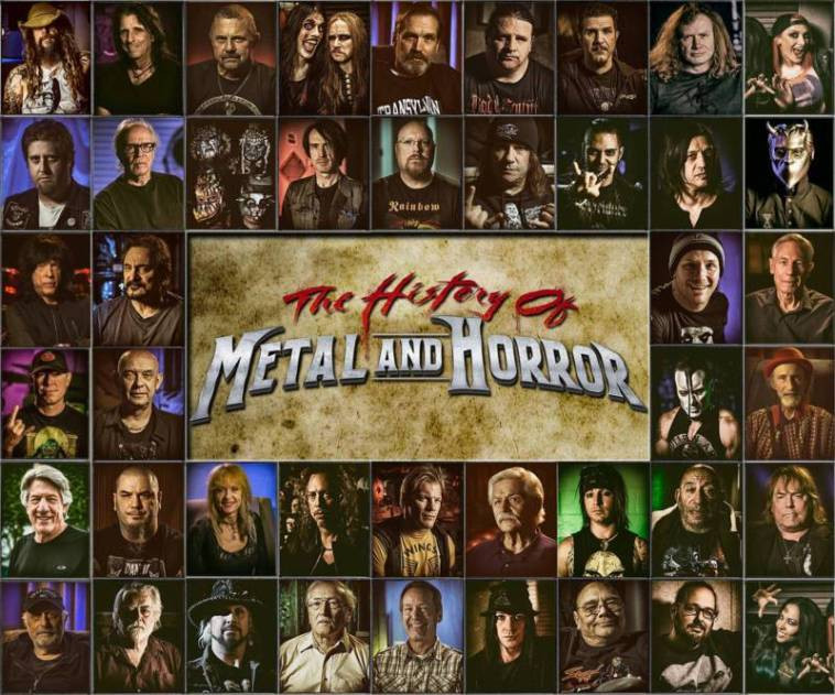 History of Metal And Horror Indiegogo Trailer