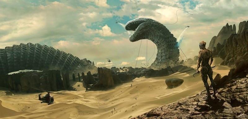 Filming Begins Denis Villeneuve Dune