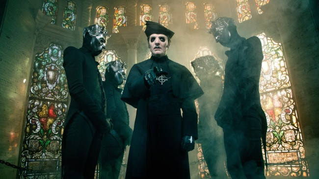 Ghost Prequelle Rock Album Review