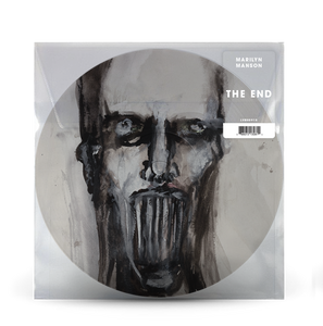 Marilyn Manson The End Picture Vinyl