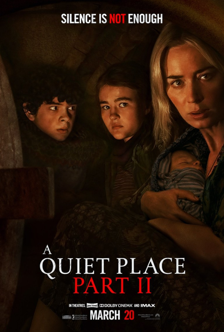A Quiet Place Part II New Poster