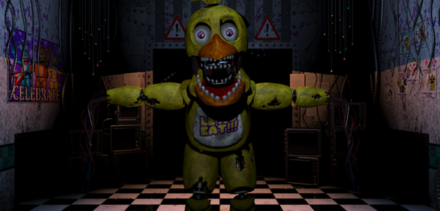 Five Nights At Freddy's Editorial