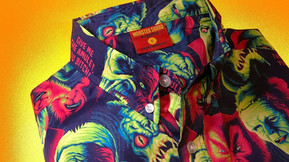 [Gift Guide] 'Monster Squad' Button-Up From Creepy Co.