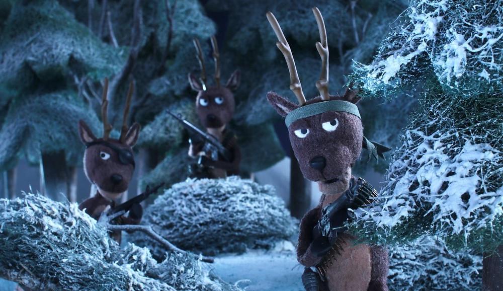 The Predator Stop-Motion Christmas Special