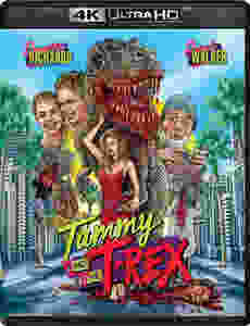 Tammy and the T-Rex Blu-ray Vinegar Syndrome