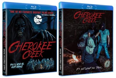 Cherokee Creek Blu-ray Scream Team Releasing