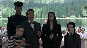 """Tim Burton Wants to Revive """"The Addams Family"""" for Live-Action Television Series"""