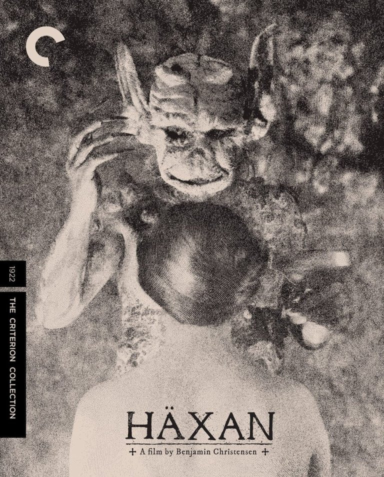 Criterion Collection Haxan Blu-ray