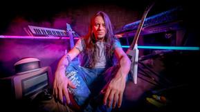 [Review] Metal Musician Bob Katsionis Creates 16-Bit Magic with 'Amadeus Street Warrior'