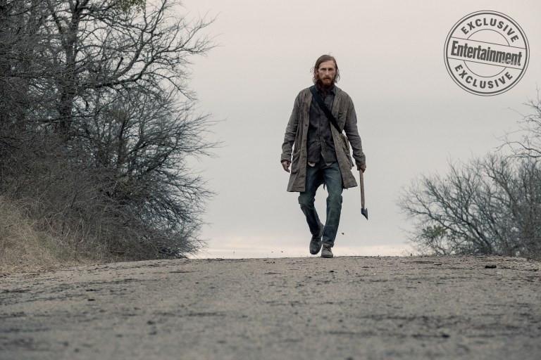 Austin Amelio Dwight Fear the Walking Dead