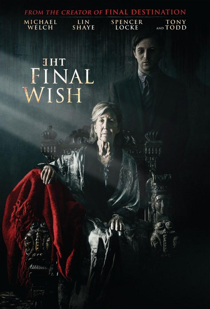 The Final Wish Lin Shaye Cinedigm Theatrical