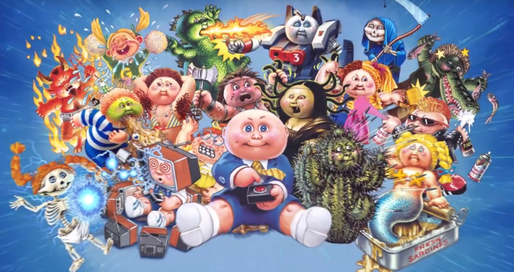 Garbage Pail Kids The Game iOS Now Available