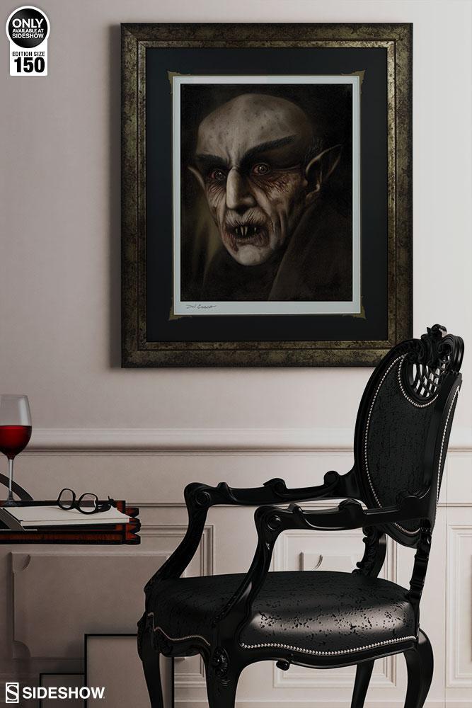 Nosferatu Sideshow Dan Colonna