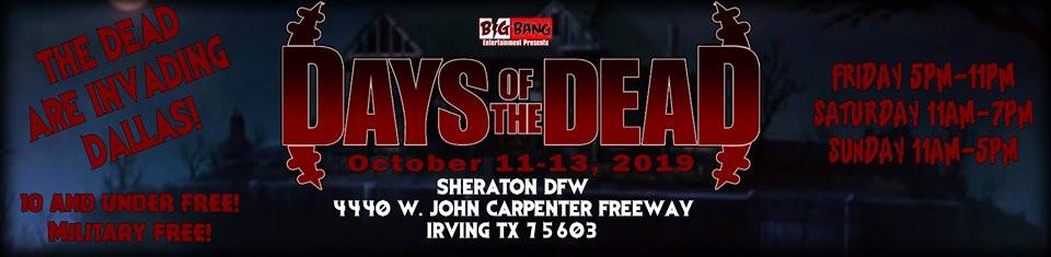Days of the Dead Dallas Texas