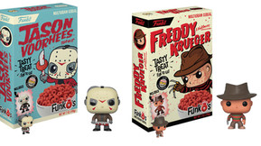 Funko's New Cereal Line Is Slashing Into Stores This Month