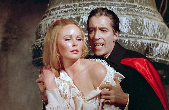 Veronica Carlson Night of the Devil Anthony Calvitti