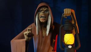 Toony Terrors Ghostface Creepshow NECA