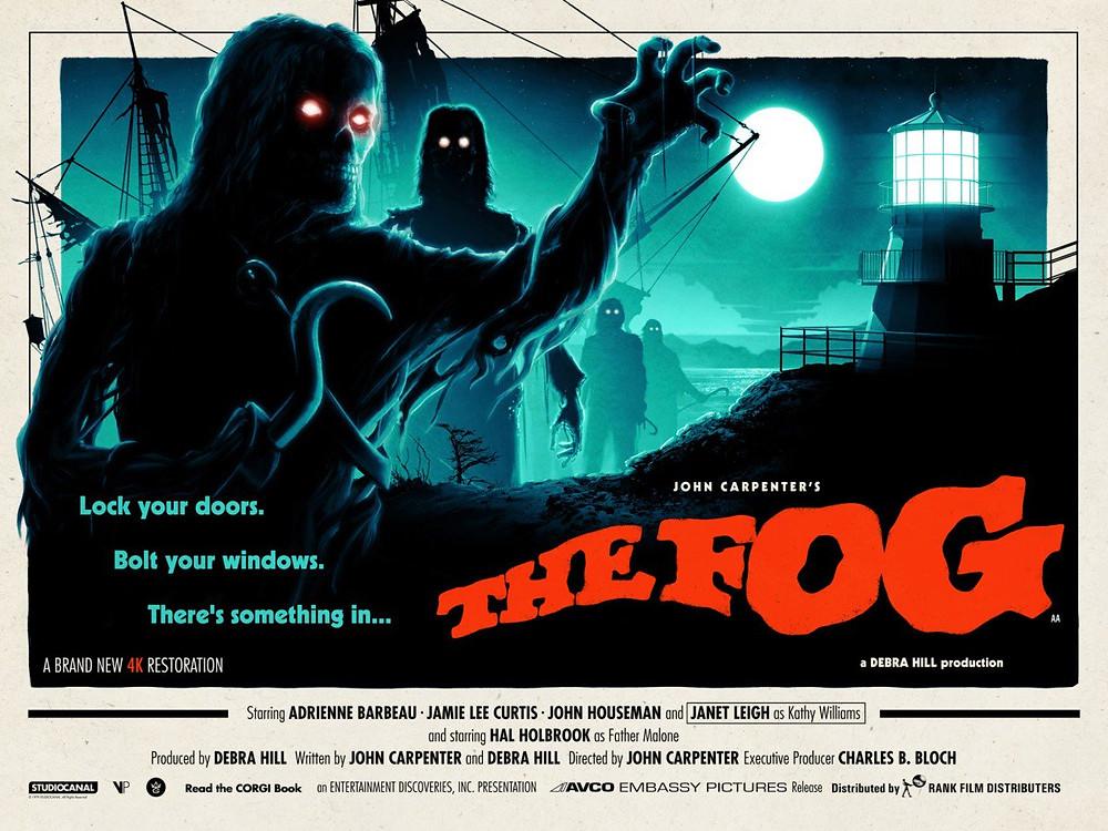 Matt Ferguson Poster John Carpenter The Fog