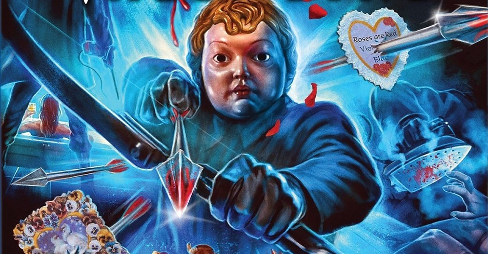 Valentine Blu-ray Scream Factory Bonus Features