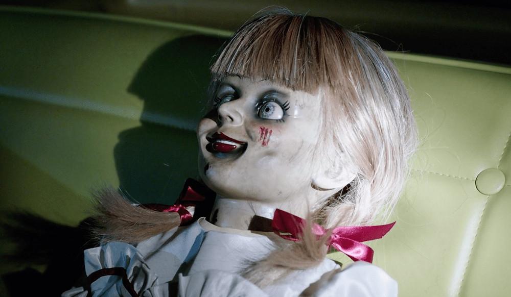Annabelle Comes Home New Trailer Ferryman