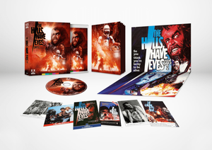 Hills Have Eyes 2 Limited Edition Arrow Video