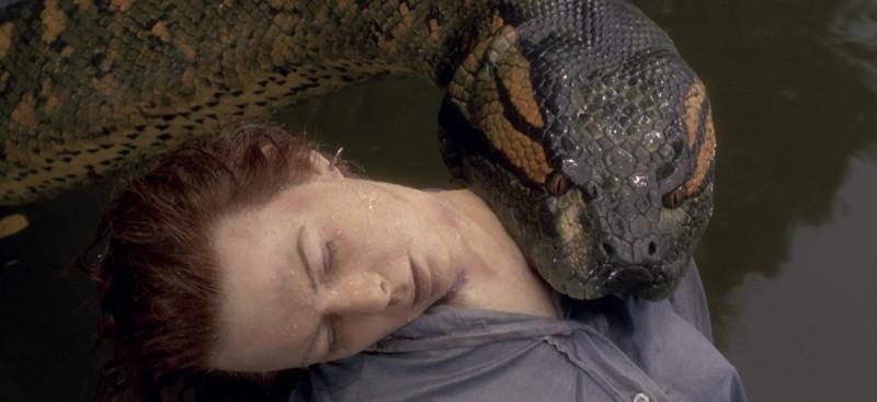 Anaconda Quadrilogy Blu-ray 88 Films