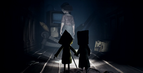 [Trailer] 'Little Nightmares II' Teams Up for More Tim Burton-Esque Terror in February 2021