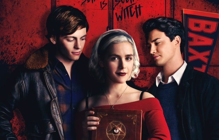 Chilling Adventures Of Sabrina Season 2 Poster