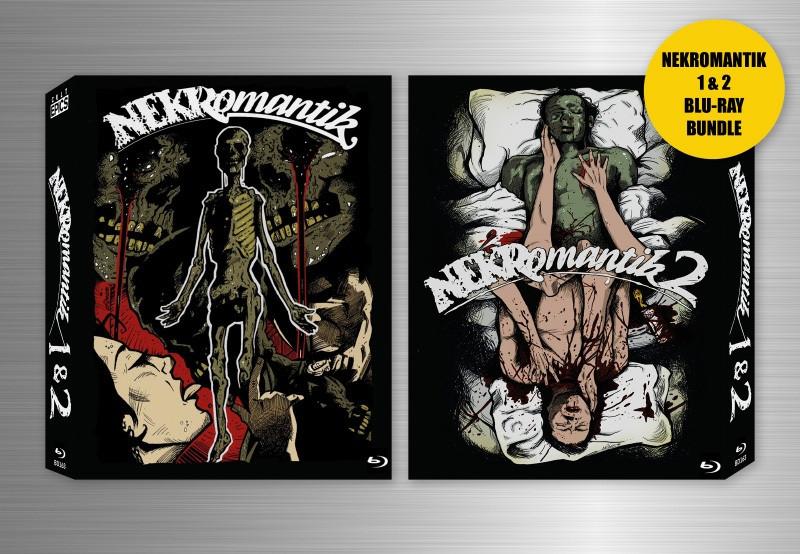 Nekromantik 1 & 2 Blu-ray Bundle Cult Epics