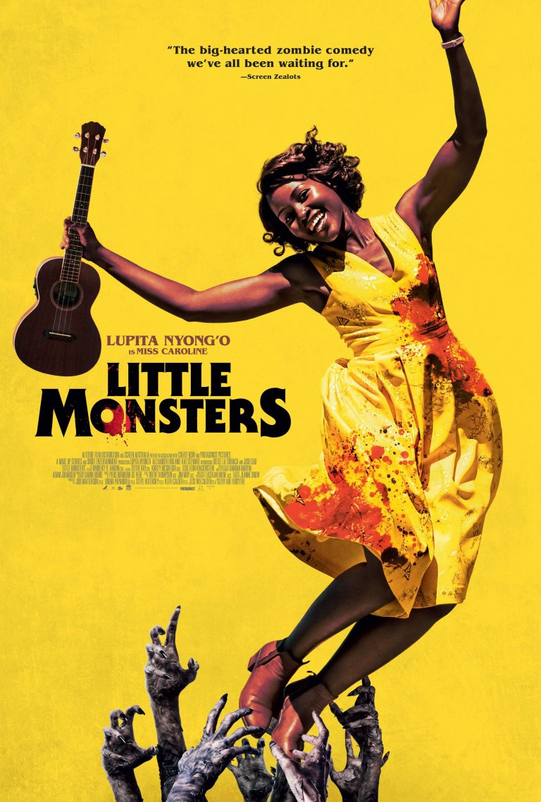 Little Monsters Red Band Trailer Lupita Nyong'o