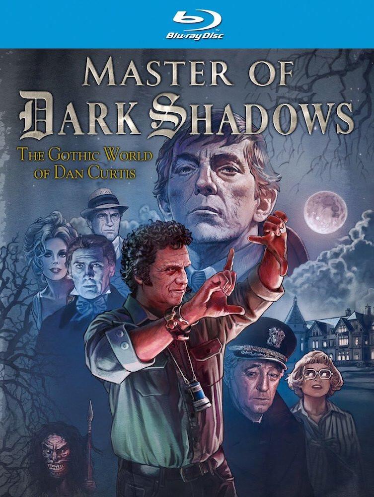 Master Of Dark Shadows Blu-ray