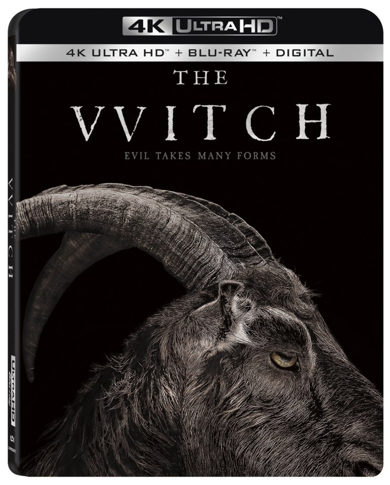 The Witch 4K Ultra HD Combo Pack
