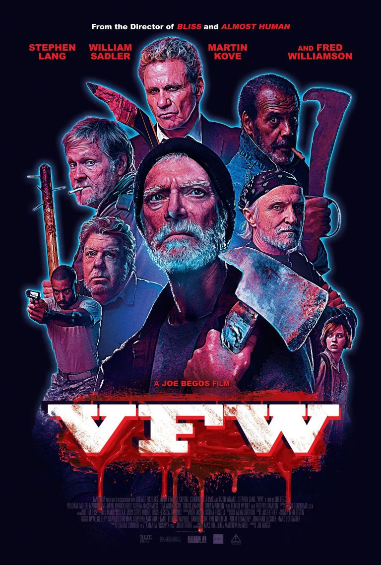 VFW Poster Joe Begos